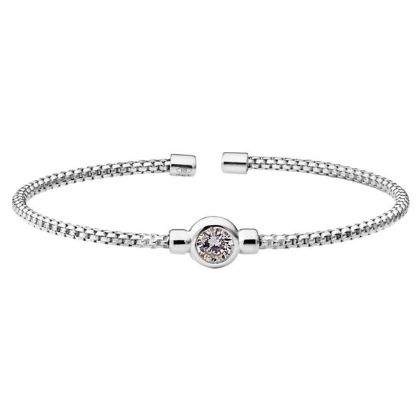 Bella Cavo Lady's Sterling Silver Bracelet And Ring Collection, Available In Gold, or Rose Gold Plate Over Sterling Beerbower Jewelry Hollidaysburg, PA