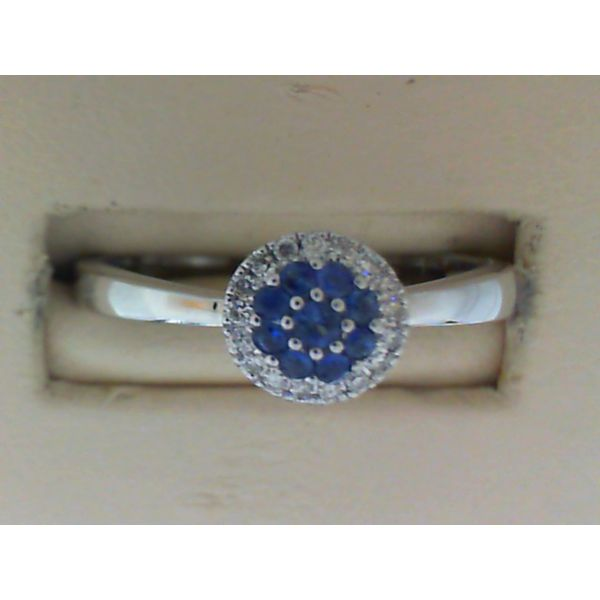 Diamond Sapphire Ring Bell Jewelers Murfreesboro, TN