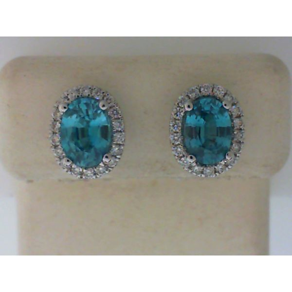Diamond & All Other Colored Stone Earrings Bell Jewelers Murfreesboro, TN