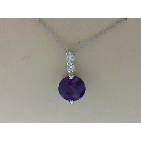Diamond & Colored Stone Pendant Bell Jewelers Murfreesboro, TN