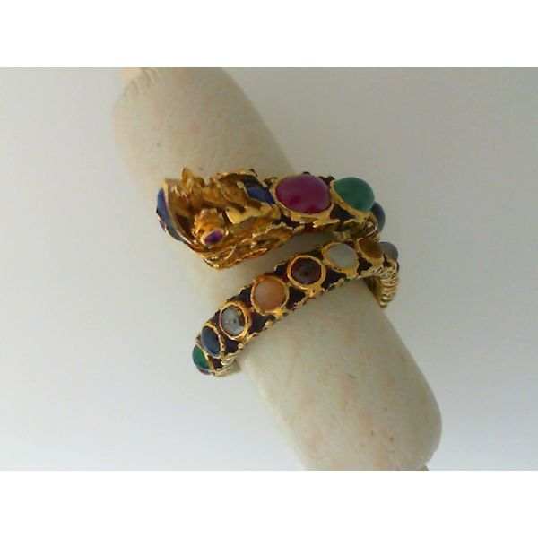 Colored Stone Fashion Ring Bell Jewelers Murfreesboro, TN