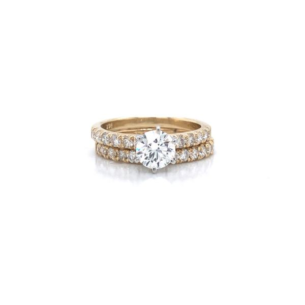 Wedding Set Blocher Jewelers Ellwood City, PA