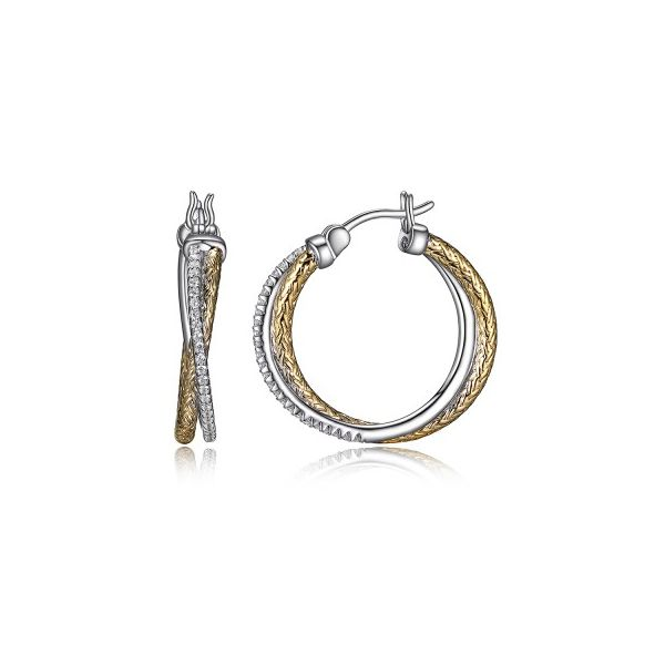 Charles Garnier Paris Earrings Blocher Jewelers Ellwood City, PA