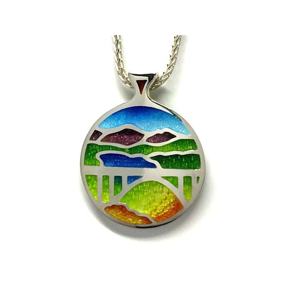 Magick  Lake Tahoe Designs and Pendants Bluestone Jewelry Tahoe City, CA