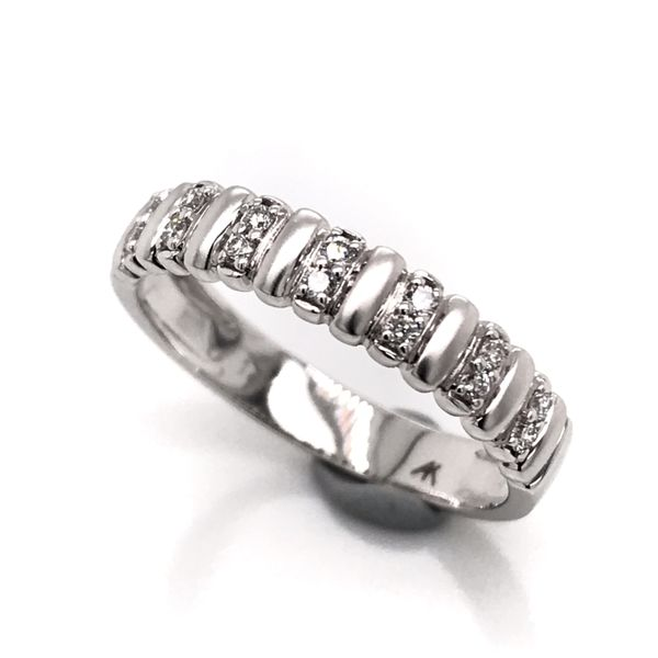 14kt White Gold Diamond Ring Bluestone Jewelry Tahoe City, CA