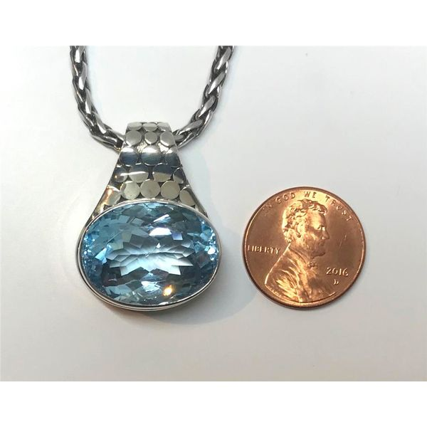 Pendant Image 3 Bluestone Jewelry Tahoe City, CA