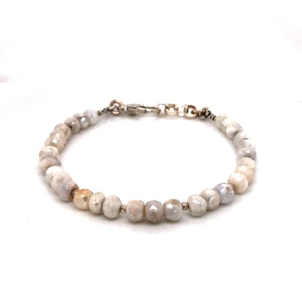 Sterling Silver Silverite Adjustable Bracelet 7-8