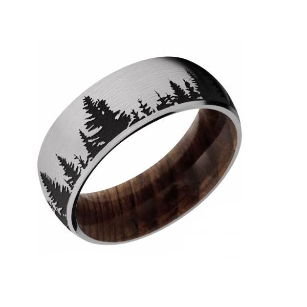 Wedding Band Bluestone Jewelry Tahoe City, CA