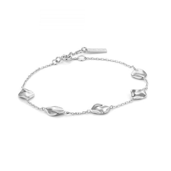 Sterling Silver with Rhodium Plating Bracelet Bluestone Jewelry Tahoe City, CA