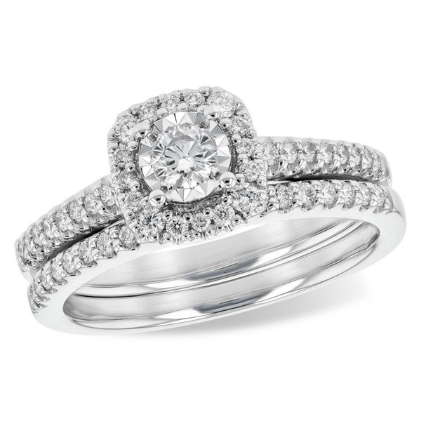 Diamond Engagement Ring Set Blue Water Jewelers Saint Augustine, FL