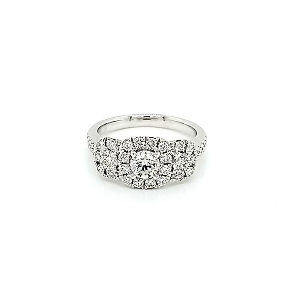 Forevermark Engagement Ring Blue Water Jewelers Saint Augustine, FL