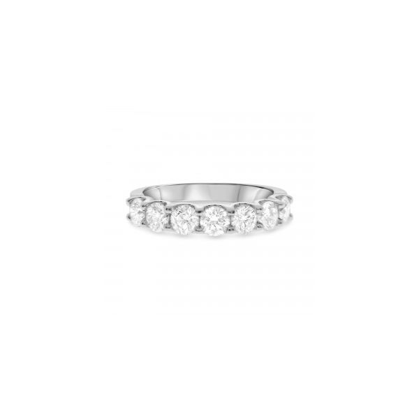 Wedding Diamond Band Blue Water Jewelers Saint Augustine, FL