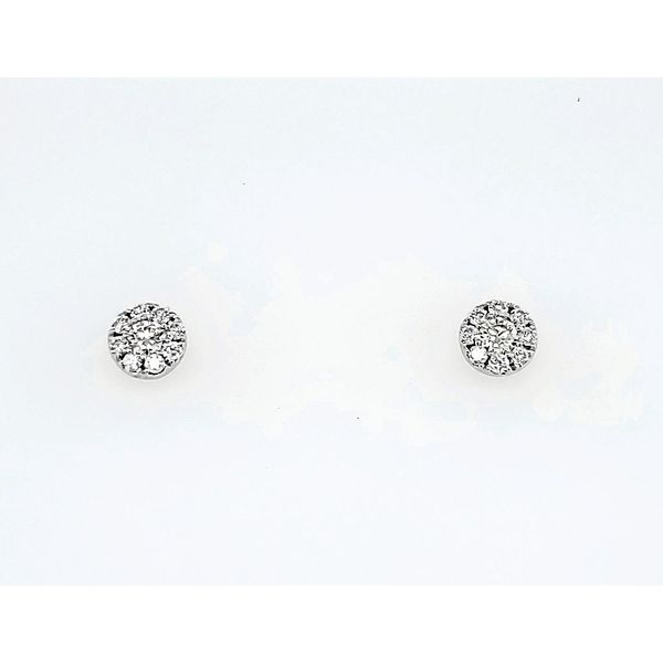 Forevermark Earrings Blue Water Jewelers Saint Augustine, FL