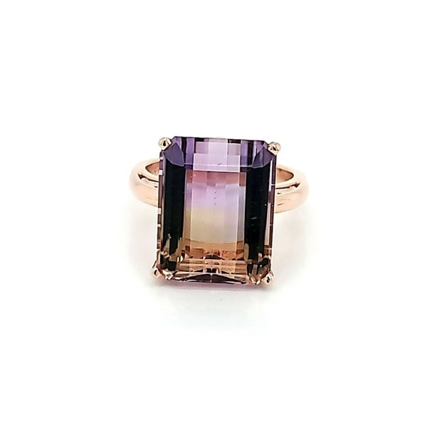 Ametrine Ring Blue Water Jewelers Saint Augustine, FL