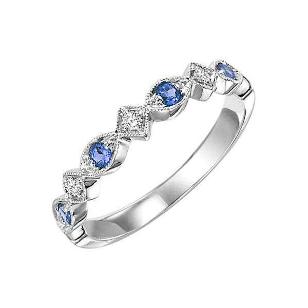 Colored Stone Ring-Women's Blue Water Jewelers Saint Augustine, FL