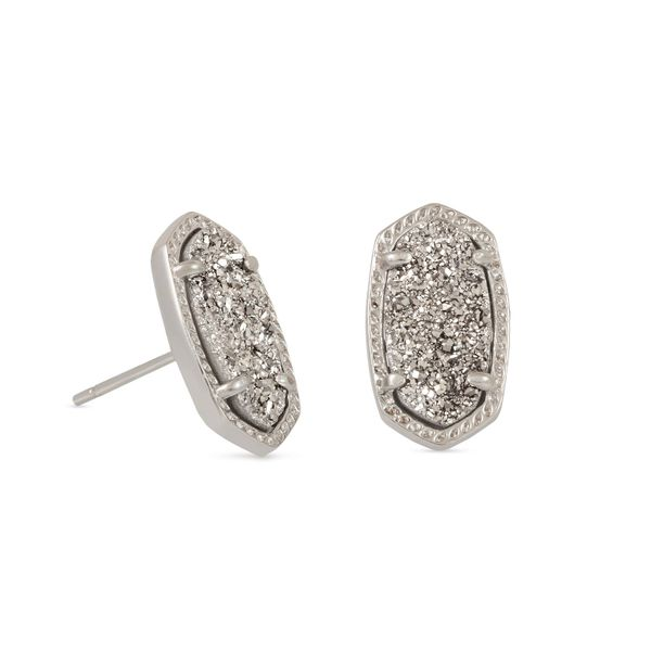 Ellie Stud Earring Blue Water Jewelers Saint Augustine, FL
