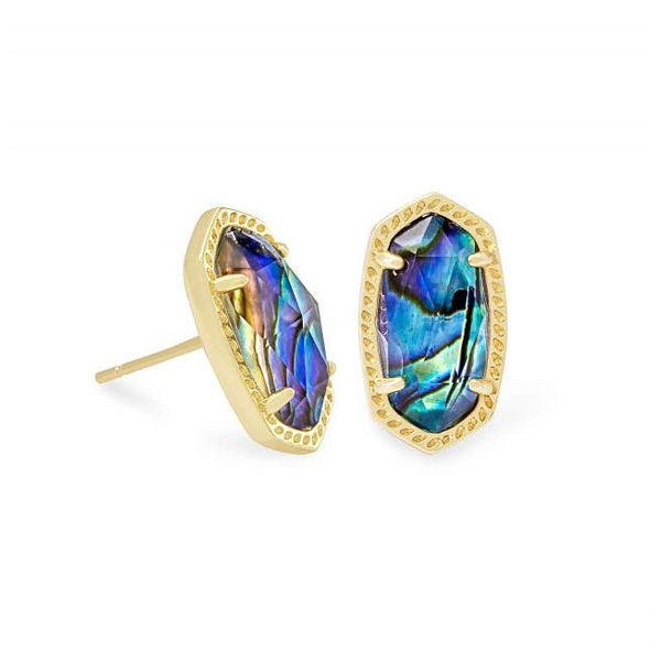 Kendra Scott Earrings Blue Water Jewelers Saint Augustine, FL