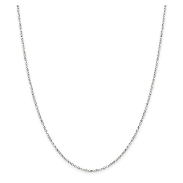 Sterling Silver Chain Blue Water Jewelers Saint Augustine, FL