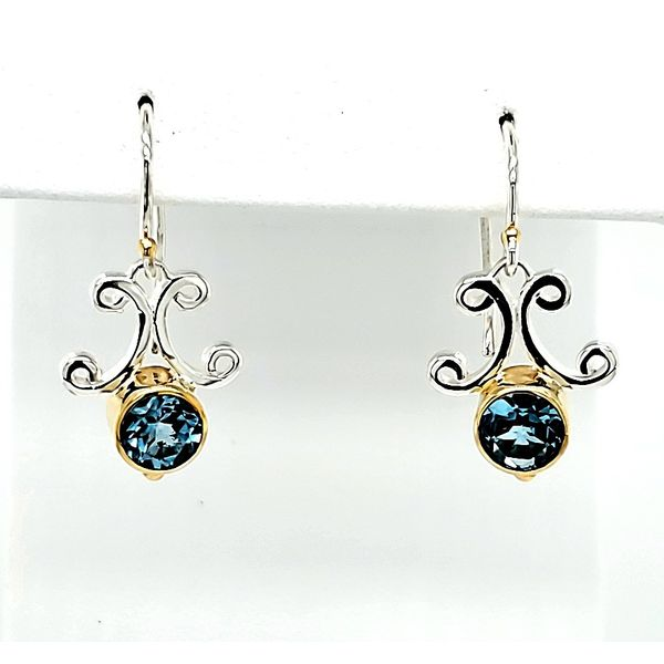 Silver Earrings Blue Water Jewelers Saint Augustine, FL