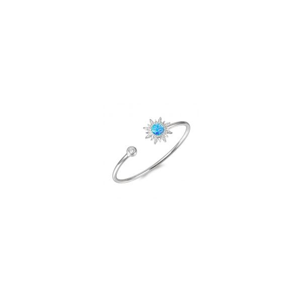 Sun Bangle Bracelet Blue Water Jewelers Saint Augustine, FL