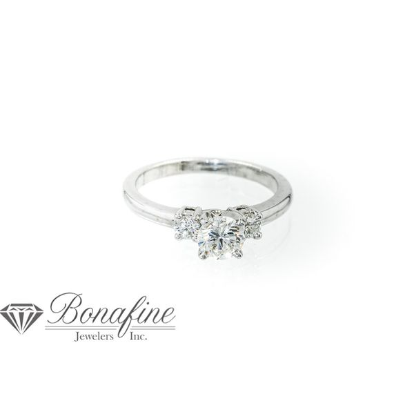 Engagement Ring Bonafine Jewelers Inc. Lexington, MA