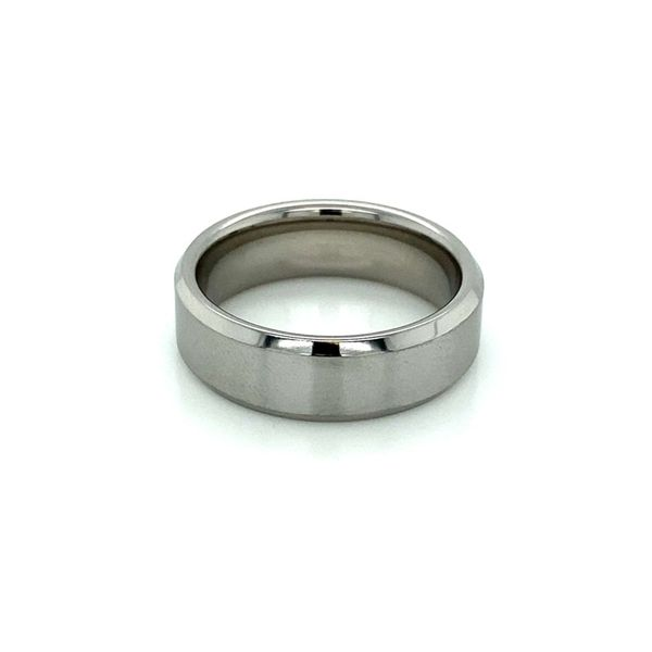 Exotic Metal Wedding Bands Bonafine Jewelers Inc. Lexington, MA