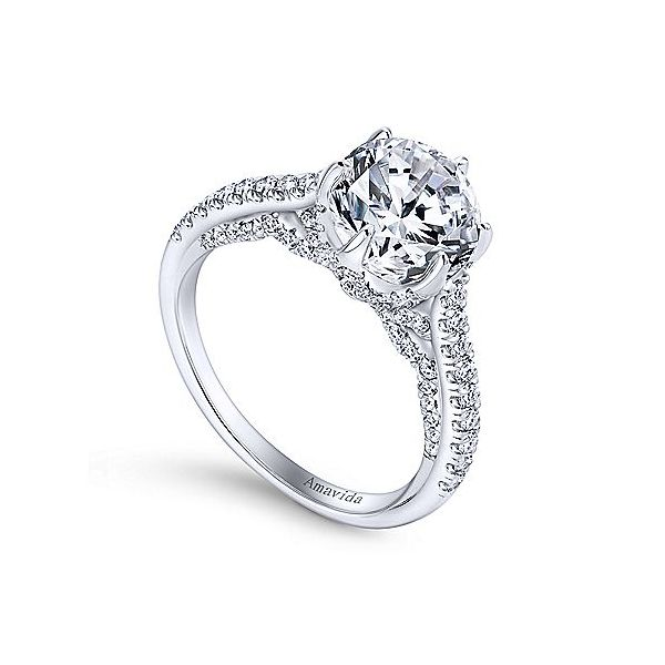 Engagement Ring Image 2 Brax Jewelers Newport Beach, CA