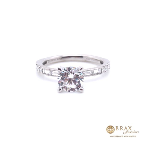 Engagement Ring Setting Only Brax Jewelers Newport Beach, CA