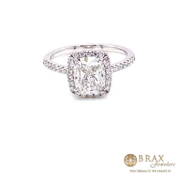 Engagement rings with center stone Brax Jewelers Newport Beach, CA
