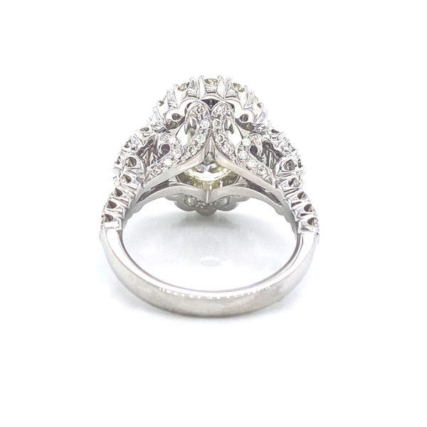 Engagement rings with center stone Image 4 Brax Jewelers Newport Beach, CA
