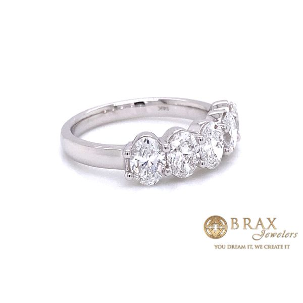 Lab Grown Diamond Wedding Bands Image 2 Brax Jewelers Newport Beach, CA