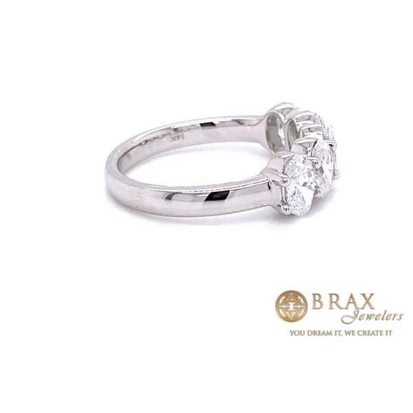Lab Grown Diamond Wedding Bands Image 4 Brax Jewelers Newport Beach, CA