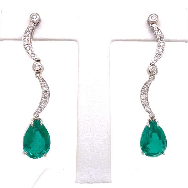 Earrings Image 3 Brax Jewelers Newport Beach, CA