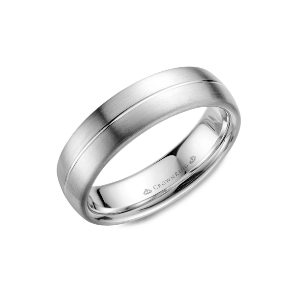 Wedding Band Image 3 Brax Jewelers Newport Beach, CA