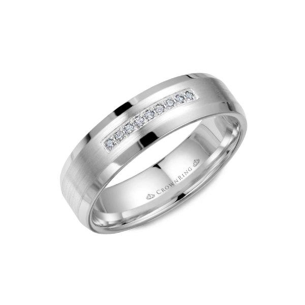 Wedding Band Image 4 Brax Jewelers Newport Beach, CA