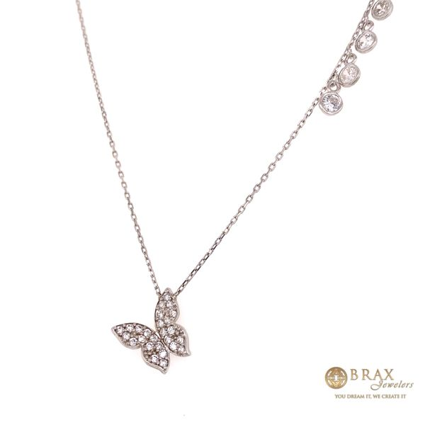 Silver Necklace Image 3 Brax Jewelers Newport Beach, CA