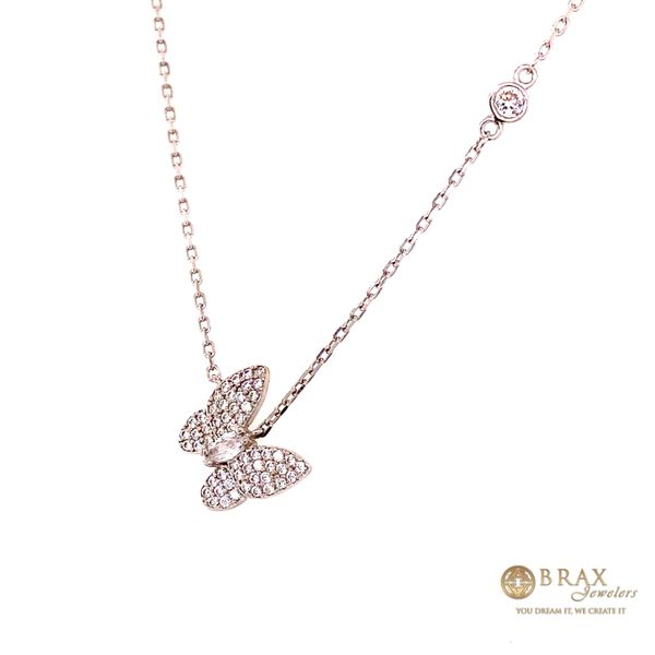 Silver Necklace Image 2 Brax Jewelers Newport Beach, CA