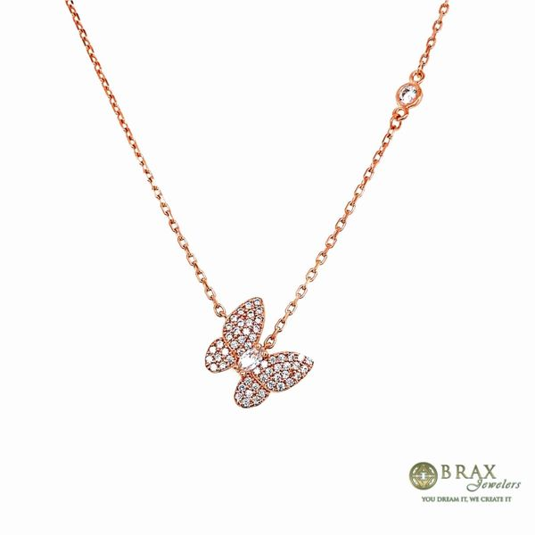 Silver Necklace Brax Jewelers Newport Beach, CA