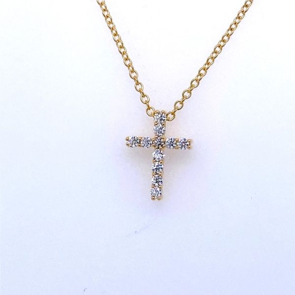 Diamond Pendant R. Bruce Carson Jewelers, Inc. Hagerstown, MD