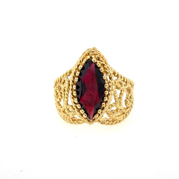 Women's Colored Stone Ring R. Bruce Carson Jewelers, Inc. Hagerstown, MD