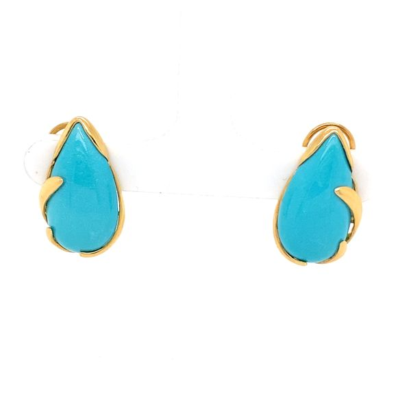 Colored Stone Earrings R. Bruce Carson Jewelers, Inc. Hagerstown, MD
