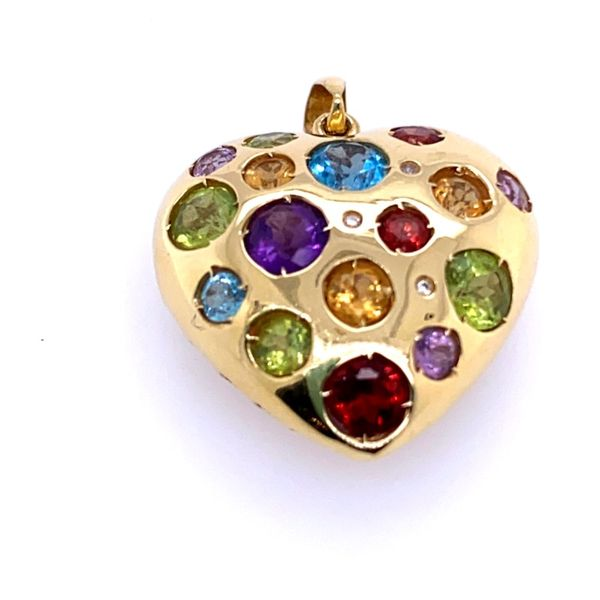 Colored Stone Pendants R. Bruce Carson Jewelers, Inc. Hagerstown, MD