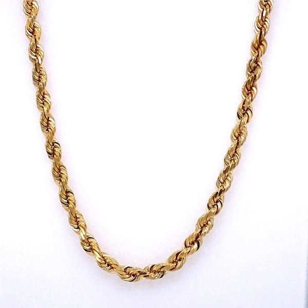 Gold Chain R. Bruce Carson Jewelers, Inc. Hagerstown, MD