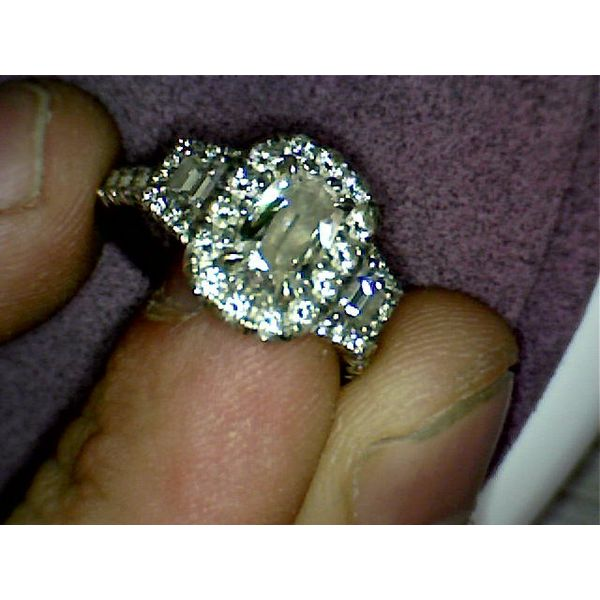 Engagement Ring Carter's Jewelry, Inc. Petal, MS