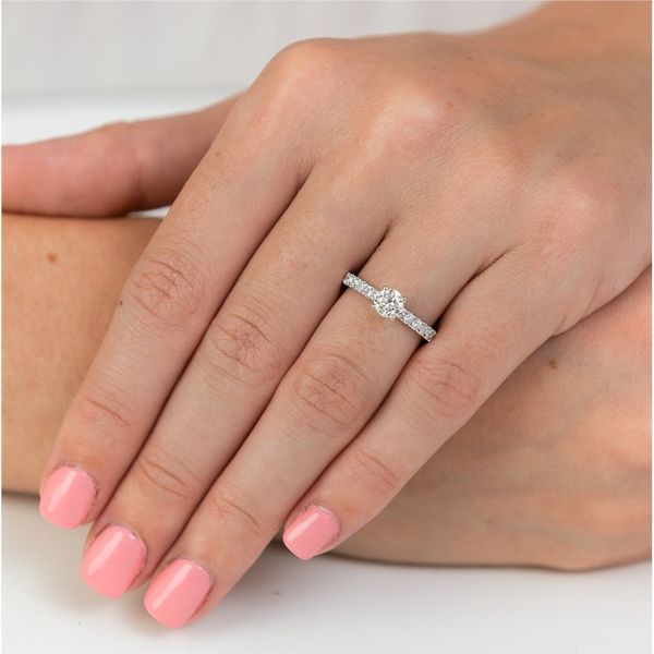 Diamond Solitaire Engagement Ring Carter's Jewelry, Inc. Petal, MS