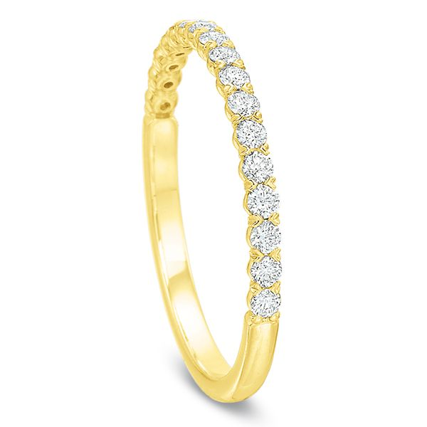 Shared Prong Diamond Stackable/Wedding Band Image 2 Carter's Jewelry, Inc. Petal, MS
