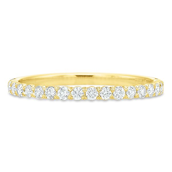 Shared Prong Diamond Stackable/Wedding Band Carter's Jewelry, Inc. Petal, MS