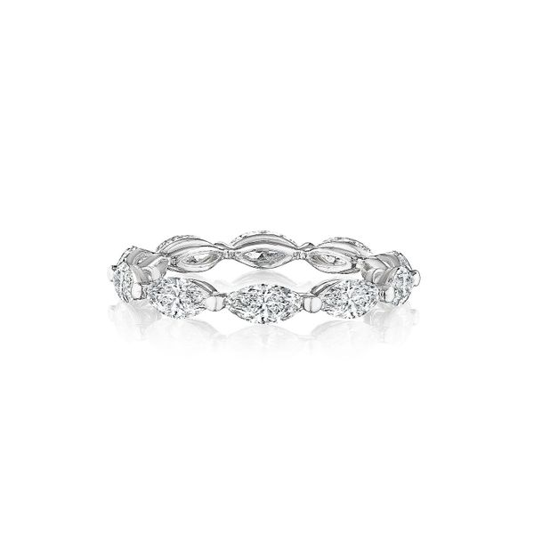 Marquise Cut Diamond Eternity Band Carter's Jewelry, Inc. Petal, MS