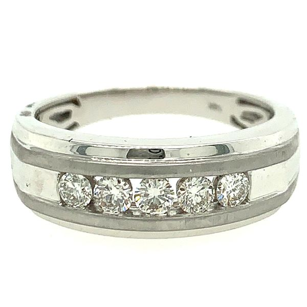 Men's Diamond Wedding Band Carter's Jewelry, Inc. Petal, MS