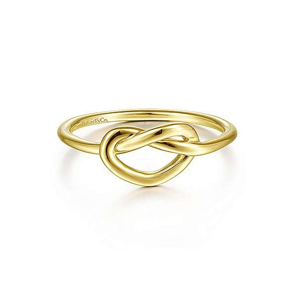 Love Knot Fashion Ring Carter's Jewelry, Inc. Petal, MS